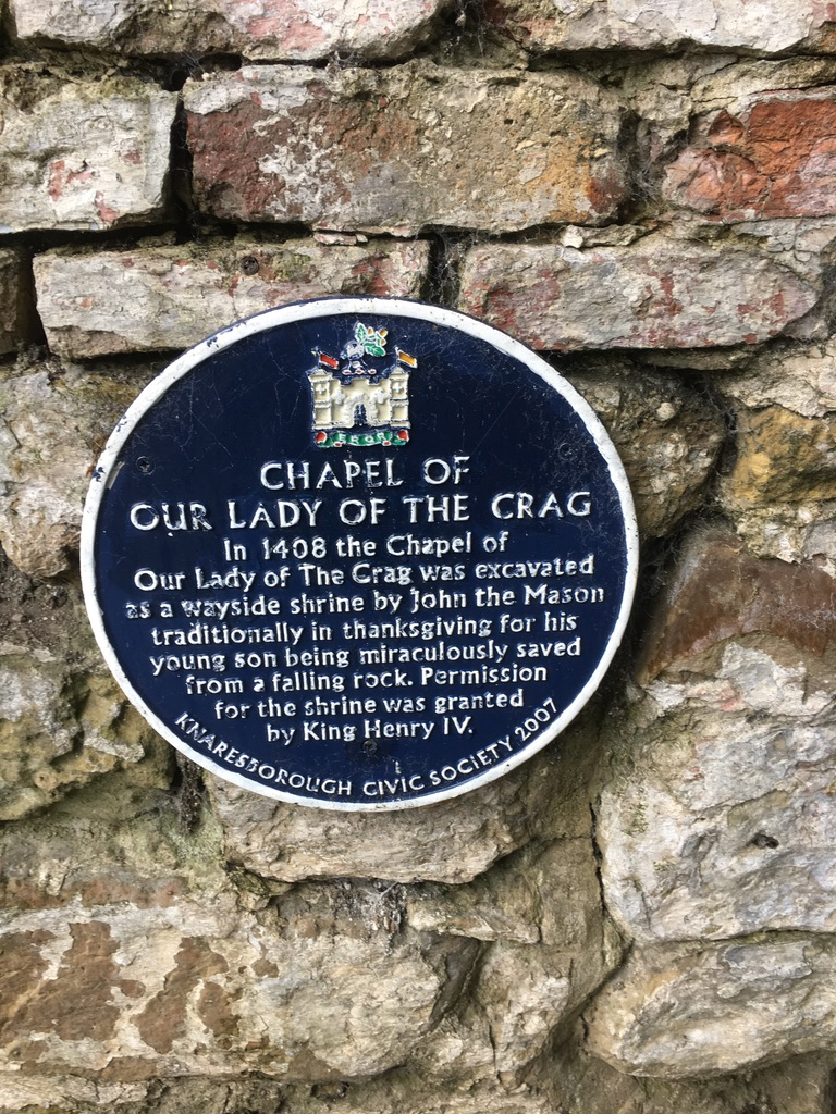 Name of lady of cragg