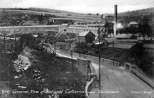 wattsotwn colliery